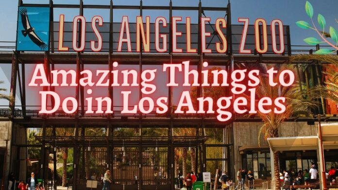 Amazing Things to Do in Los Angeles