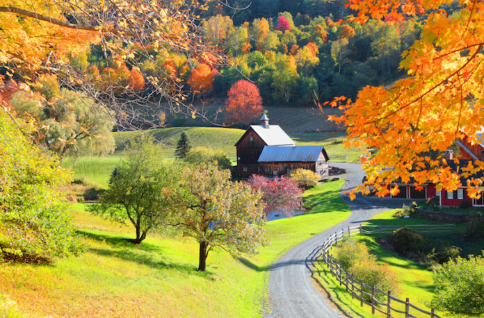 Beautiful Locations In Vermont