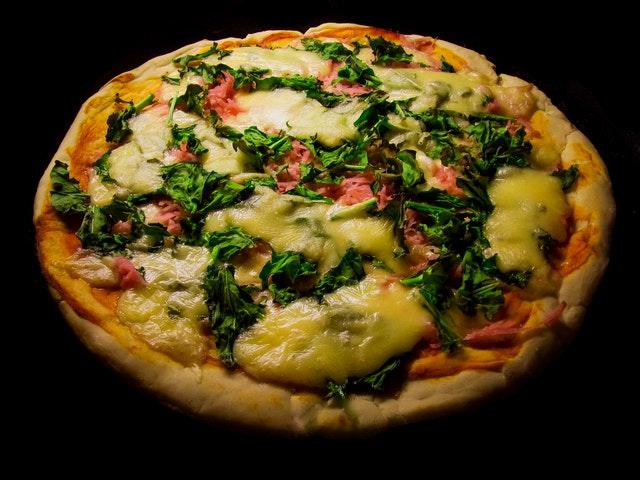 pasta pizza recipe