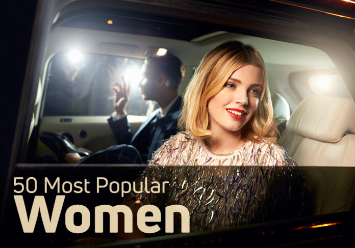 50-Most-Popular-Women