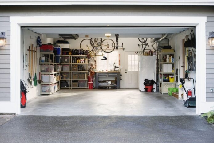 The Ultimate Garage Cleaning Guide