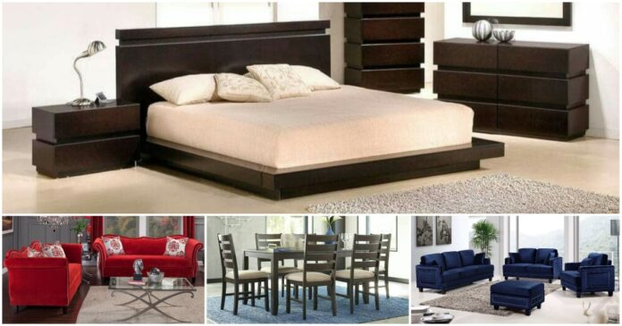 What are the different types of furniture?