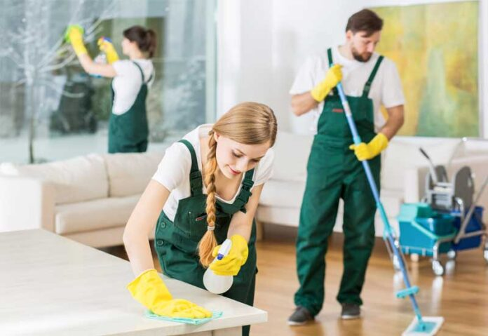 Best cleaning services in Northampton