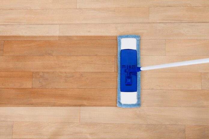 How to clean and maintain vinyl plank flooring?